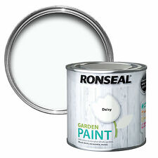 Ronseal Outdoor Exterior Garden Paint Wood Brick Metal Stone All Colour's -250ML