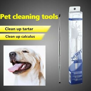 Pet Tartar Remover Dog Teeth Cleaning Calculus Dental Oral Care Tool For Hygiene
