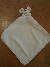 Baby girl Blossom Farm nibbles mouse comfort blanket from ELC