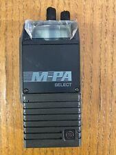 GE Ericsson M/A-Com MACom M-PA MPA VHF Portable NOS