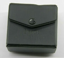 "Sears - Black Lens Filter Case ~2.5"" - Used - C893"