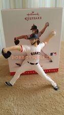 Hallmark 2016 Madison Baumgarner San Francisco Giants Baseball MLB Ornament
