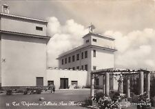 # TORVAIANICA: ISTITUTO AVE MARIA   1962