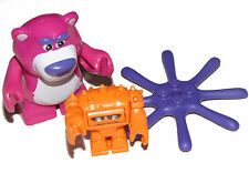 LEGO 3 TOY STORY MINIFIGURES CHUNK LOTSO BEAR AND FLAT OCTOPUS MINIFIGS