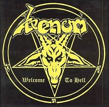 Welcome to Hell [Expanded] by Venom (CD, Jan-2006, Metal-Is)