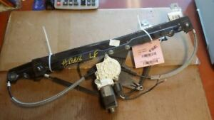 Driver Rear Window Regulator Electric Fits 02 EXPLORER 175667