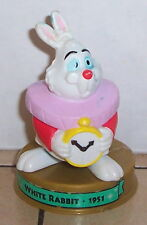 2002 Mcdonalds Happy Meal Toy 100 Years of Disney White Rabbit