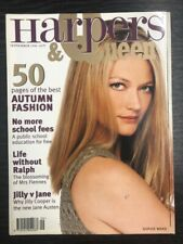 Harpers & Queen Magazine: Sophie Ward, September 1996