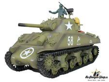 RC Panzer U.S. M4A3 Sherman 1:16 Heng Long BB Stahlgetriebe 2,4Ghz V6.0