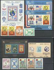 100 Jahre UPU - Uruguay - LOT ** MNH 1974
