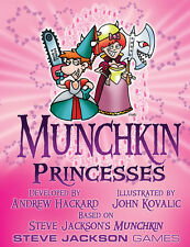 Munchkin Expansion Princesses Booster Pack Steve Jackson Games New