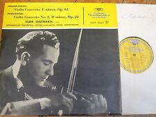 DGM 18329 Mendelssohn / Wieniawski Violin Concertos / Igor Oistrakh
