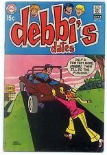 DEBBI'S DATES (1969) #6 DC Comics Very Good / Fine 5.0
