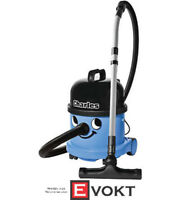 NUMATIC 900149 CDC371-2 Charles Vacuum cleaner with bag, blue