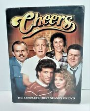 Cheers The Complete First Season DVD 4 Discs Region 1 Brand New Sealed 1982 *206
