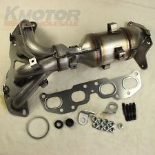 New Exhaust Manifold With Catalytic Converter For Nissan Altima 2.5L 2007-2013