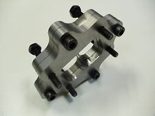 Adapts VGT 6.7 Holset Turbo Flange to HX52 HX50 International  HE351VE HE351VGT
