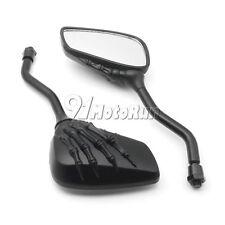 Custom Skull Rearview Mirrors For Kawasaki Vulcan VN 900 1500 1600 1700 2000