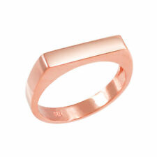 Rose Gold Fine Rings without Stones