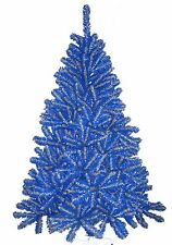Napa Auto Parts, Blue & Yellow 6FT Christmas Tree, Napa Know How Tree