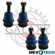 Mevotech Replacement Front Lower & Upper Ball Joints Pair For Dodge Dakota 87-96