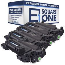eSquareOne Compatible Toner Cartridge Replacement for HP 64A CC364A Black 4-Pack