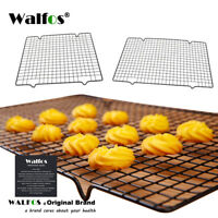 Stainless Steel Nonstick Cooling Rack Grid Drying Stand Baking Cookie Cupcake