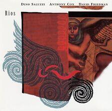 DINO SALUZZI, ANTHONY COX, DAVID FRIEDMAN – RIOS / CD - TOP-ZUSTAND