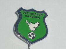 Anstecknadel   Abzeichen   Fussball    Dersimspor   Harburg   1995   Hamburg