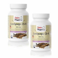 Cordyceps cs-4 240 cápsulas 500mg, Cordyceps, sinensis extracto Cordyceps capseln
