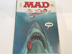 MAD MAGAZINE #180 FINE  1976 EC