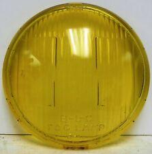 """Vintage BLC Amber Fog Lamp Lens B-L-C 5 3/4"""""""