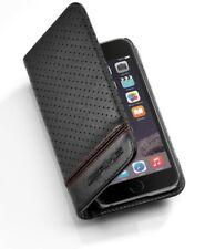 Original Mercedes-Benz Hülle Case iPhone 6s / iPhone 7 schwarz Leder