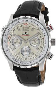 Rotary Mens Aquaspeed Chronograph Watch GS60175/31S