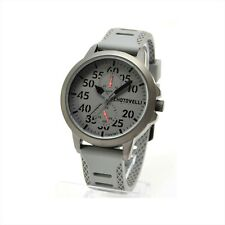 Chotovelli Men's Aviator Watch Multi-function dial Military Silicone band 33.13