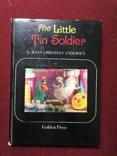 Vintage 1966 Golden Press Shiba Productions The Little Tin Soldier