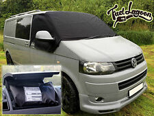 Deluxe VW Transporter Van T5 Window Front Screen Curtain Wrap Cover second 2nd