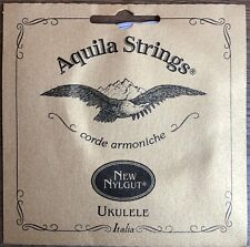 More details for aquila nylon baritone ukulele strings for gcea tuning