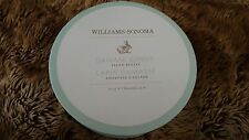 Williams-Sonoma Damask Bunny Salad Plates Set of 4 New in Box