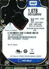 WD10JMVW-11AJGS2,  EBMTJHNB  WESTERN DIGITAL USB 3. 1TB  WXP1  JUN 2015