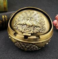 Vintage Turtle Cigarette Ashtray Cigar Accessories Gadget Gift Home Decor
