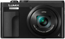 Panasonic Lumix DMC-TZ90 20,3MP Digitalkamera - Schwarz