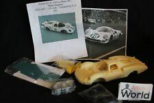 Scuderia Modelli unbuilt kit resin Ferrari 365 P2 1:18 #26 24h LM 1967 (PJBB)