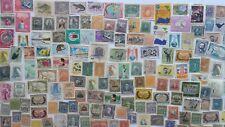 300 Different El Salvador Stamp Collection