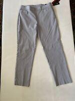 Briggs Women Pants Comfort Waist Slimming Stretch Tummy Control NEW NWT 16 $44
