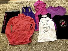 Activewear Bulk Lot Sz S (10) Lorna Jane,rocawear,converse And Asics