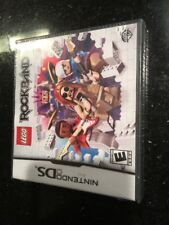 LEGO Rock Band  (Nintendo DS Brand New Factory Sealed