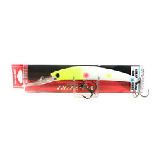 Crystal Minnow DD Walleye 110 mm Floating Lure R1206-WB (6923) Yo Zuri