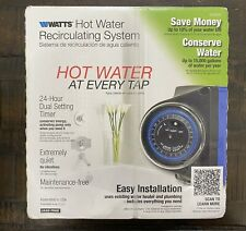 New listing WATTS 500800 Hot Water Recirculating System brand new, sealed