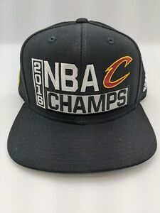 Adidas Cleveland Cavaliers 2016 NBA Championship Snapback Hat Brand New